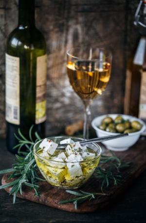Фреш-Сир в оливі ( 330 мл )